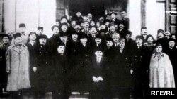 Azərbaycan parlamentinin üzvləri, 1918