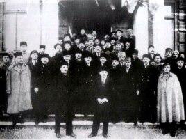 Azərbaycan parlamenti, 1918