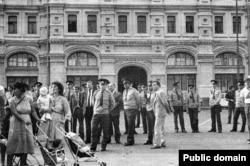 Крымские татары в Москве, 1987 год