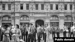 Кримські татари в Москві, 1987 рік