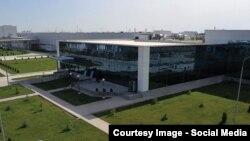 Предприятие по производству автомобильных двигателей GM Powertrain Uzbekistan.