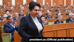 21 червня члени Сенату обрали головою верхньої палати парламенту Танзілу Норбоєву