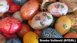Uskršnja jaja, ilustrativna fotografija