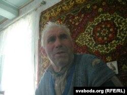 Віктар Калантай зь вёскі Шчарбіны, сьведка