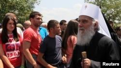 """""""Crkveni vrh je, dakle, saopštio 'konačan stav o Kosovu i Metohiji'"""" (na fotografiji patrijarh SPC Irinej)"""