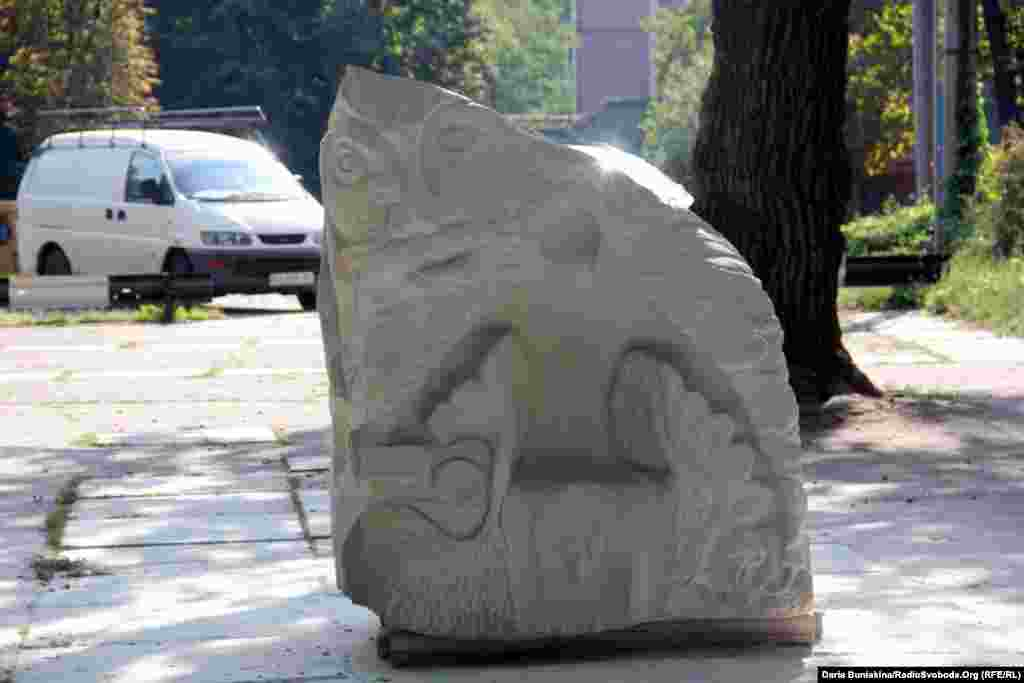 «Робінзон Крузо» черкаських скульпторів Антона Панасюка та Романа Турецького