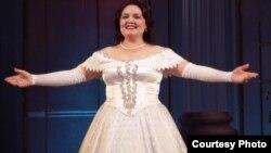 O'zbekiston va Qoraqalpog'iston xalq artisti Muyassar Razzoqova.