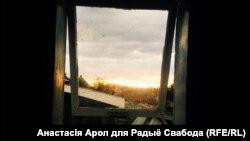 ФОТА: Анастасія Арол, Заход сонца ў вёсцы, 2014
