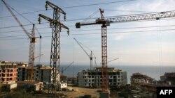 Construcții pe litoralul bulgăresc