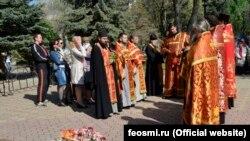 Феодосія, Крим, 9 травня 2017 року