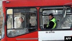 Во март во Скопје имаше меѓуетнички насилства во автобусите.