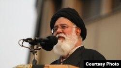 احمد علم الهدی امام جمعه مشهد