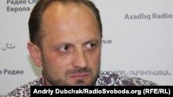 Представник України в підгрупі з політичних питань Тристоронньої контактної групи Роман Безсмертний