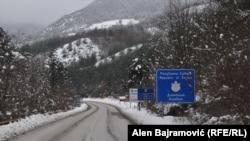Vardište, selo u BiH na granici sa Srbijom