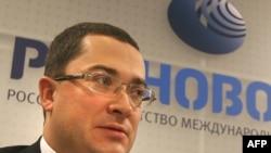 Gazprom spokesman Sergei Kupriyanov