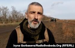 Заместитель руководителя школы юных моряков г. Черкассы Михаил Шитко