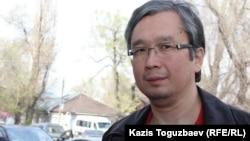 Главный редактор журнала Forbes Kazakhstan Аскар Аукенов
