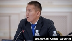 Глава Агентства по продвижению и защите инвестиций Эсенкул Момункулов.