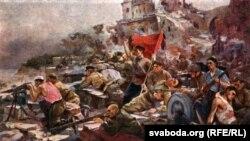 Абарона Берасьцейскай крэпасьці ў 1941 (Я.Зайцаў)