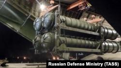 რუსეთის С-300 ტიპის საზენიტო-სარაკეტო კომპლექსი