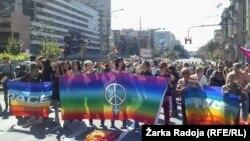 Пардата на гордоста во Белград