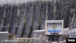 Սայանո-Շուշենսկայա ՀԷԿ-ը վթարից հետո: