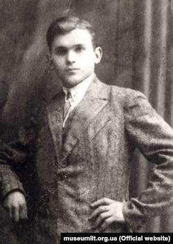 Улас Самчук. Світлина 1928 року