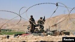 Pamje nga Afganistani...