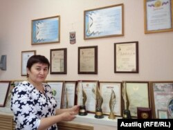 Мөхәррир Рәмзия Габбасова