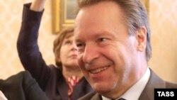 Илкка Канерва, финский депутат, председатель Парламентской ассамблеи ОБСЕ.