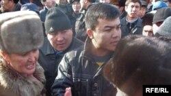 Оппозициянын январь айында Таластагы жолугушуулары бир топ ызы-чуу менен коштолду.