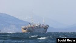 Російське риболовне судно поблизу Камчатки, ілюстративне фото