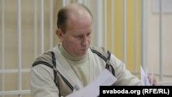 Вадзім Мушынскі (архіўнае фота)