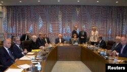 Sastanak pet stalnih članica Saveta bezbednosti i Irana