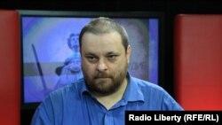 Активист Александр Зимбовский