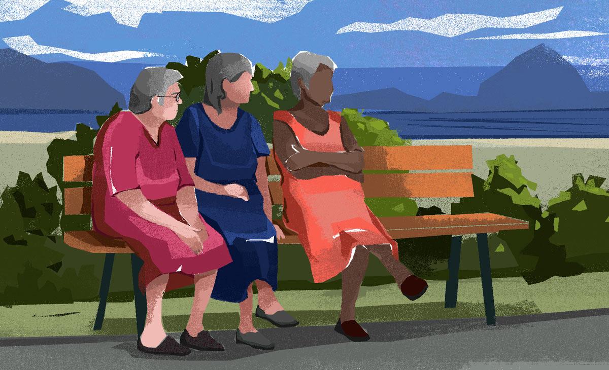 Как долго вы проживете на пенсии? - пенсионный калькулятор от Настоящего Времени