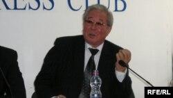 Кенжегали Карчегенов, председатель Алматинской городской коллегии адвокатов.