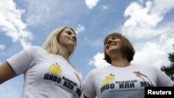 """""""E timpul să alegeţi: ori noi, ori berea!"""" - o campanie anti-alcool în Rusia"""