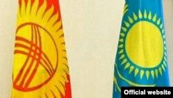 Кыргыз-казак желектери.