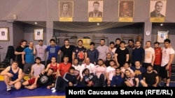 Cборная борцов Дагестана (архивное фото)