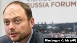 Владимир Кара-Мурза – младший, председатель фонда Бориса Немцова.