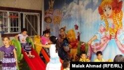 روضة أطفال في بغداد