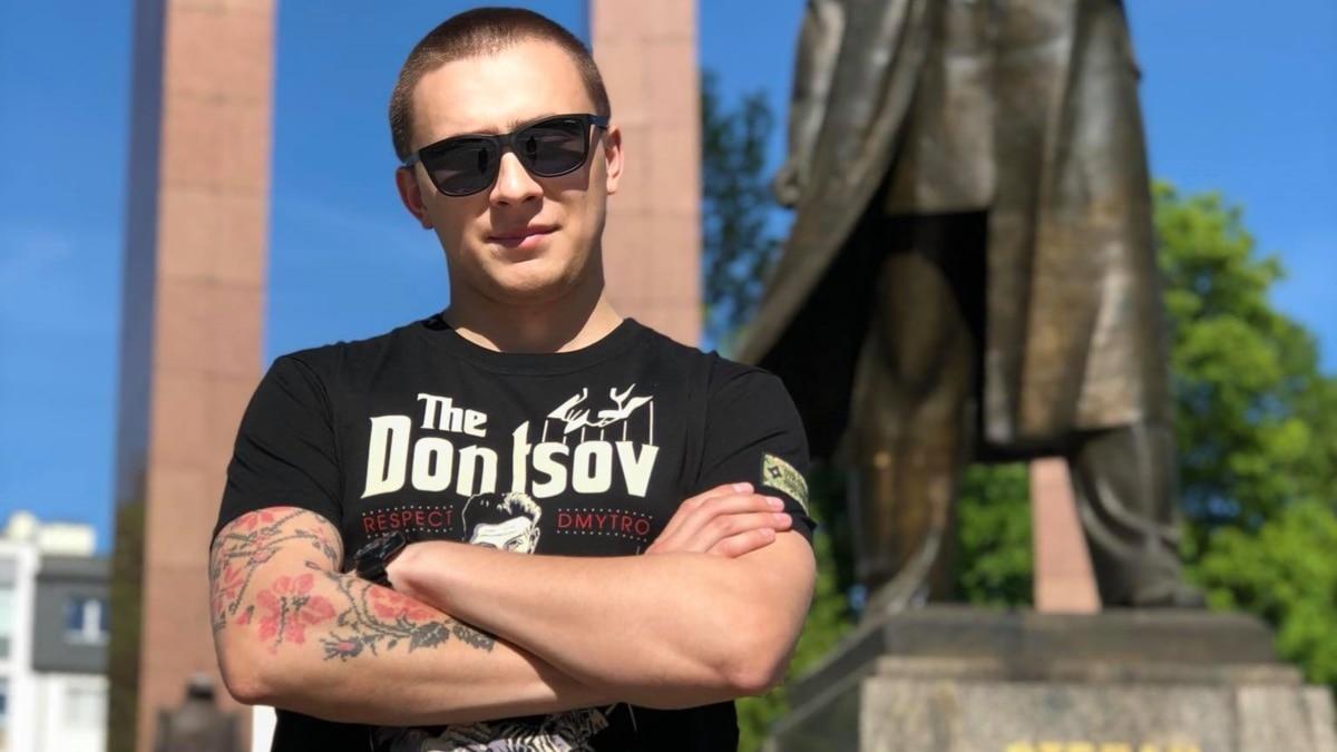 СБУ вызывает активиста Сергея Стерненка для вручения подозрения