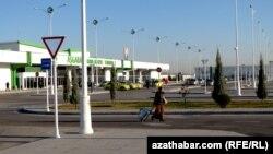 Міжнародний аеропорт Ашгабата