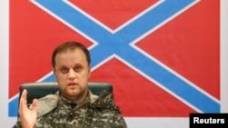 Один із колишніх ватажків угруповання «ДНР» Павло Губарєв