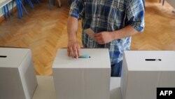 Glasanje u Hrvatskoj