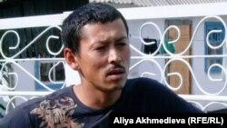 Абульсеит Алимберды, оралман из Китая.