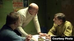 """Кадр из фильма """"За Маркса!"""" Светланы Басковой"""