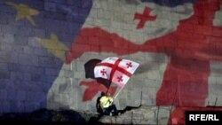 Многие черкесы, ставшие гражданами Грузии в 2011 году, полагают, что безвизовый режим с ЕС – это надежда на окно в большой мир