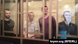 Росія, Ростов-на-Дону, суд у кримській «справі Хізб ут-Тахрір»